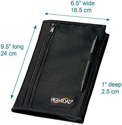 High Road Glove Box Organizer and Console Auto Document Case High Road Organizers Autodocument