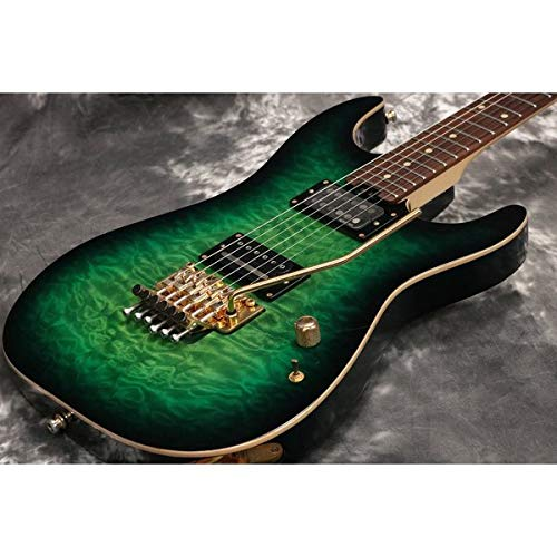 Schecter/PA-LV SX Emerald Green Sxun Model シェクター   B07K4ZX93S