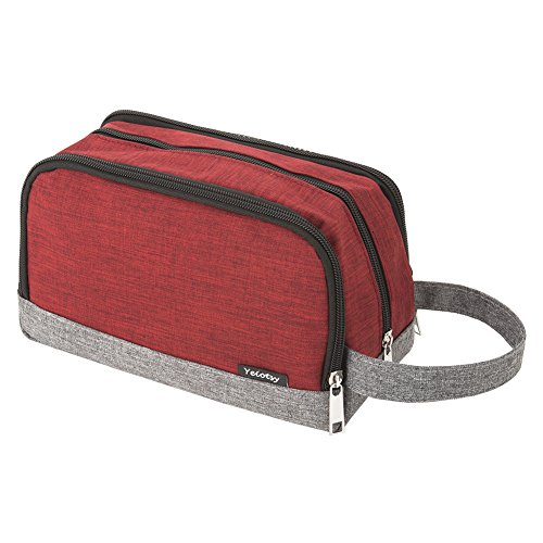 toiletry-bag-small-yeiotsy-color-clash-durable-toiletry-bag-for-kids-red