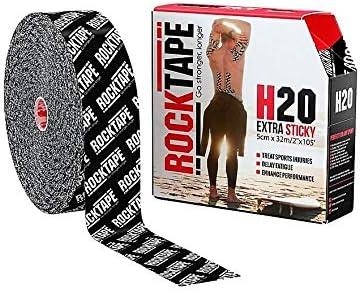 Rocktape Kinésiologie Tape Bulk Roll 5 cm x 32 m Divers Modèles