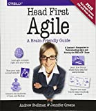 img - for Head First Agile: A Brain-Friendly Guide to Agile Principles, Ideas, and Real-World Practices book / textbook / text book