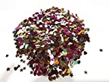 Arts & Crafts : Assorted Color Bachelorette Table Sequins Confetti Scatters for Party Decorations Supplies 1 Ounce by SHXSTORE
