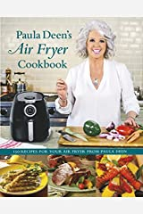 Paula Deen's Air Fryer Cookbook Hardcover