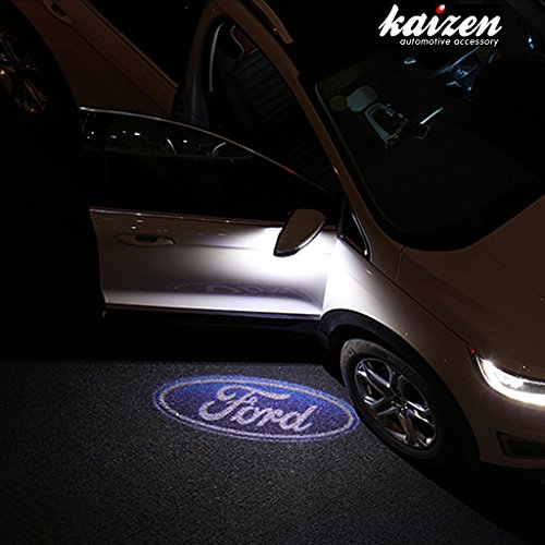 Kaizen 2015 2016 Ford Fusion Side Rear View Mirror Puddle