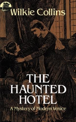 Book cover for The Haunted Hotel