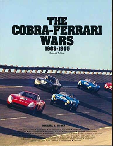 Ferrari Enzo Racing - Cobra-Ferrari Wars 1963-1965