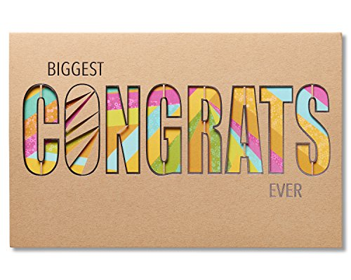 American Greetings Congratulations Card Stock (5801288)