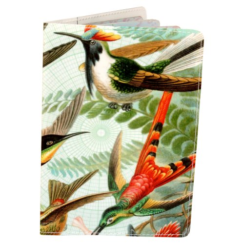 Beautiful Hummingbirds Travel Passport - My Nectar Card