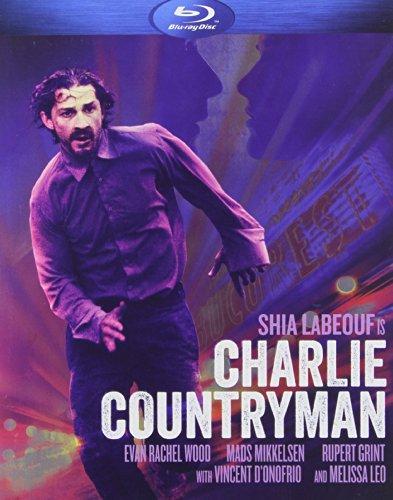 Charlie Countryman [Blu-ray] (The Necessary Death Of Charlie Countryman 2013)