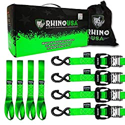 Image of the product RHINO USA Ratchet Straps that is listed on the catalogue brand of Rhino USA.