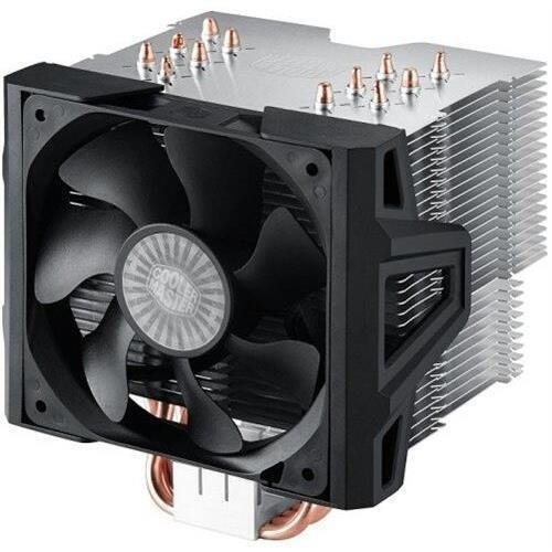 Cooler Master RR-H6V2-13PK-R1 HYPER 612 Ver. 2 CPU Fan For Intel LGA 2011-v3/2011/1366/1150/1156/1155/775 & AMD Socket FM2+/FM2/FM1/AM3+/AM3/AM2+/AM2 (Intel Lga 1150 Cpu Cooler)