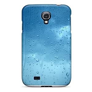 New Jeffrehing Super Strong Rain Tpu Case Cover For Galaxy S4