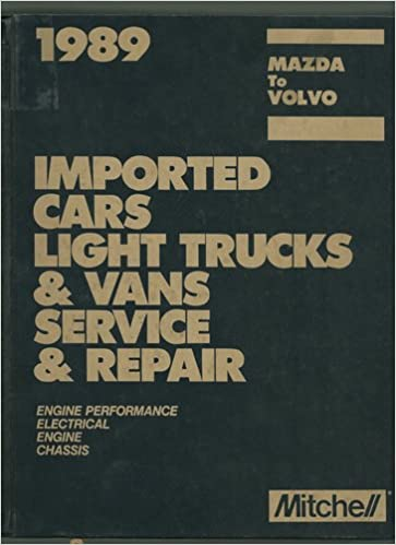 Mitchell Imported Cars Light Trucks & Vans Service & Repair