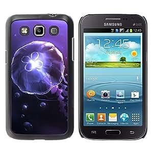 Paccase / SLIM PC / Aliminium Casa Carcasa Funda Case Cover - Underwater jellyfish Amoba - Samsung Galaxy Win I8550 I8552 Grand Quattro