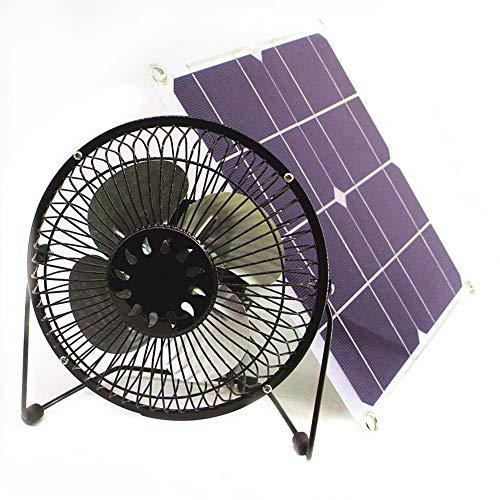 solar fan 10w 6