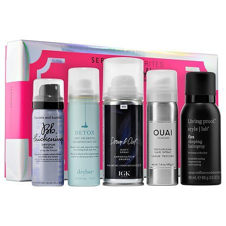 - Sephora Favorites Ready, Set, Style! Styling Spray Collection ($72 Value!) by SEPHORA COLLECTION