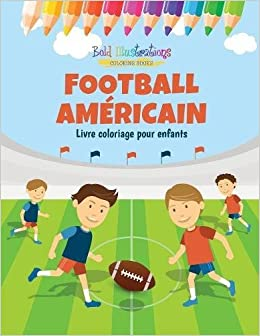 Football Americain Livre Coloriage Pour Enfants French