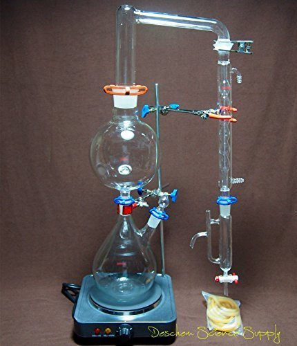 essential oils steam distillation - 5