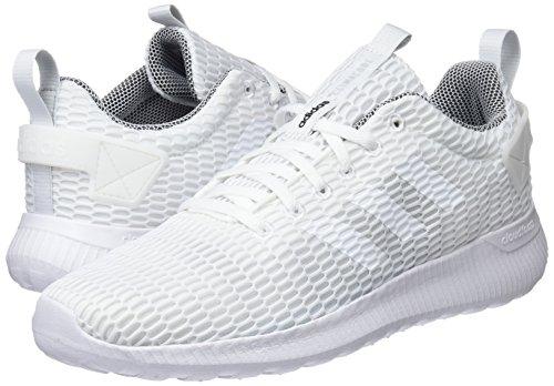 Racer Lite Cc Chaussures Gymnastique Cf Hommes De Ftwr ftwr Blanc Gris F17 Adidas F17 Deux Bw1wqCY