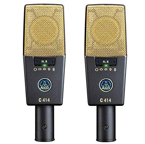 AKG C 414 XL II/ST Stereo Microphone - 414 Akg Microphone