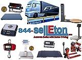 Selleton Truck Scale 93.4 X 11 Ft Truck Scale