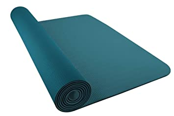 Nike Fundamental Yoga Mat 3 mm, 3316 451 Blustery/Laser ...