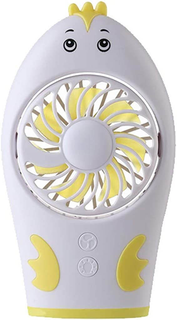 JSPOYOU New Mini Portable USB Rechargeable Hand Held Air Conditioner Summer Cooler Fan