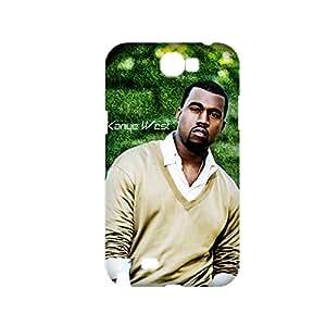 Generic For Galaxy N7100 Custom Design With Kanye West Smart Design Phone Cases For Kids Choose Design 1-3