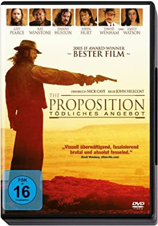 The Proposition Tödliches Angebot Amazonde Guy Pearce Ray