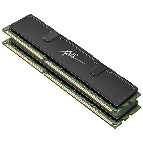 - PNY XLR8 DDR3 8GB (2x4GB) 1600MHz (PC3-12800) CAS 9 1.65V PC Memory Desktop Kit (MD8192KD3-1600-X9)