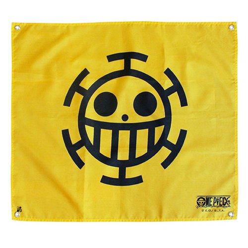 One Piece Trafalgar Law ABYstyle Bandiera 50x60 cm