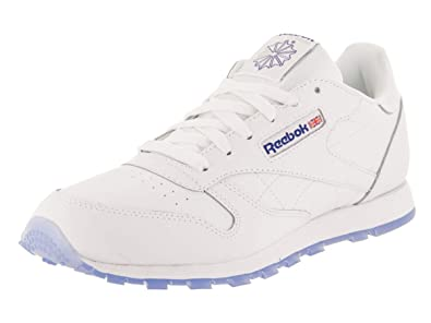 eb121703f471d7 Image Unavailable. Image not available for. Color  Reebok Kid s Classic  Leather Ice Boys Fashion Sneakers White Reebok Royal Ice 7 Medium