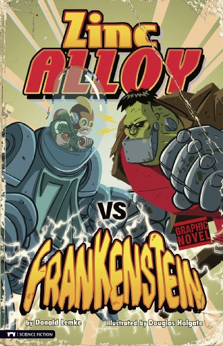 Zinc Alloy vs Frankenstein (Inside Edition Halloween Costumes)