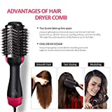 Hair Dryer Brush, Bongtai Hot Air Brush Hair Dryer