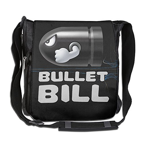 AIJFW Bullet Bill Toy Fashion Multifunctional Crossbody Bags Messenger Bags For Men's & Women's (Batman Costume Sydney)