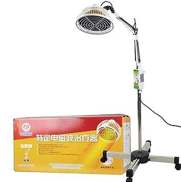 Lámpara Lámpara de calor por infrarrojos para aliviar el dolor Tratamiento de fisioterapia con luz roja en el salón de belleza casera: Amazon.es: Salud y ...