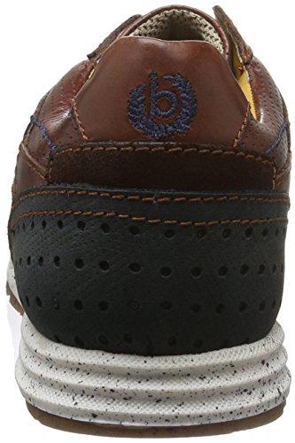 Bugatti 331213012200, Zapatillas para Hombre Marrón (braun 6000Braun 6000)