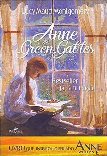 Anne De Green Gables Em Portugues Do Brasil Lucy Maud