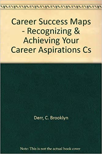 Buy Career Success Maps Recognizing And Achieving Your Career