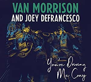 Van morrison joey defrancesco you 39 re driving me crazy - In the garden lyrics van morrison ...