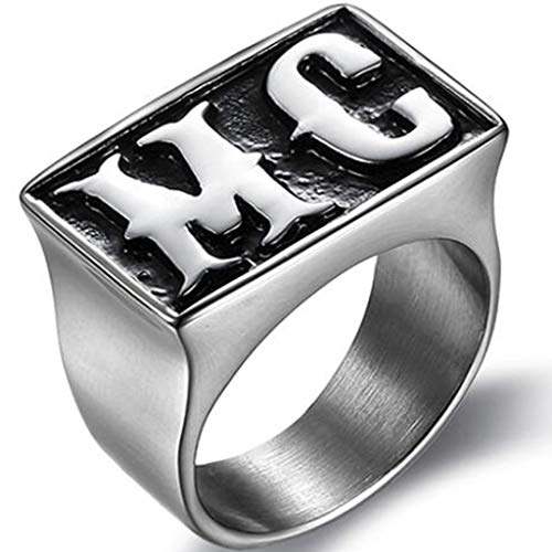 Ring Motorcycle - Jude Jewelers Size 7-15 Stainless Steel Motorcycle Biker MC Ring (13)