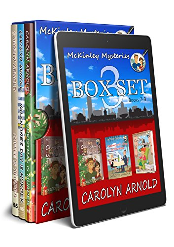 McKinley Mysteries Box Set Three: Books 7-9 by [Arnold, Carolyn]
