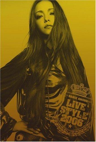 `安室奈美恵 namie amuro BEST tour `Live Style 2006`
