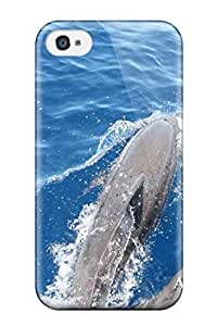 New Tpu Hard Case Premium Iphone 4/4s Skin Case Cover(apo Reef )