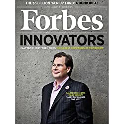 Forbes, July 25, 2011