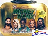 2019 Topps WWE Wrestling MONEY in the BANK