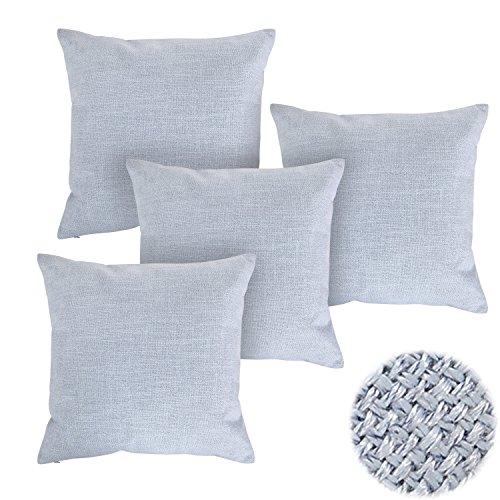 body pillow cover light blue - 3