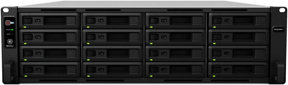 Synology RackStation RS2818RP+ - servidor NAS - 0 GB