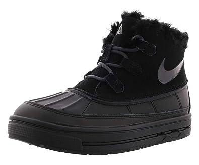 the best attitude adf90 e26b7 Amazon.com  Nike Woodside Chukka 2 (ps) Little Kids 859426-002 Black Anthracite  Running
