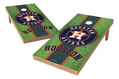 Mlb Tailgate Toss Game - MLB Houston Astros Field XL Shield Tailgate Toss Game, 24